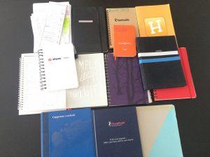 Verschil tussen notitieboek en journal
